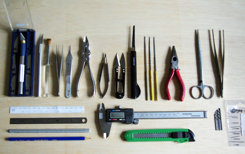 Diorama for Casa para herramientas